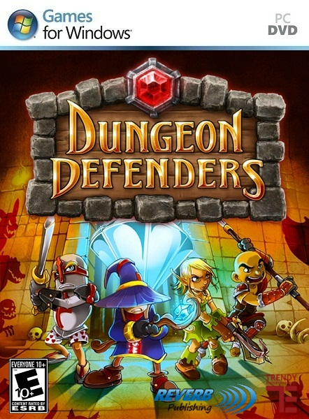 Dungeon Defenders бесплатно