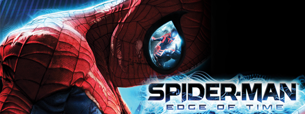 Spider-Man: Edge of Time бесплатно