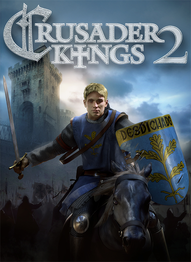 Crusader Kings 2 бесплатно