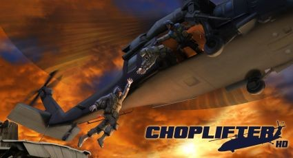 Choplifter HD бесплатно