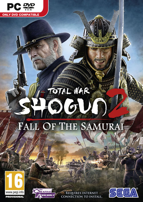 Total War: Shogun 2 Fall of the Samurai бесплатно