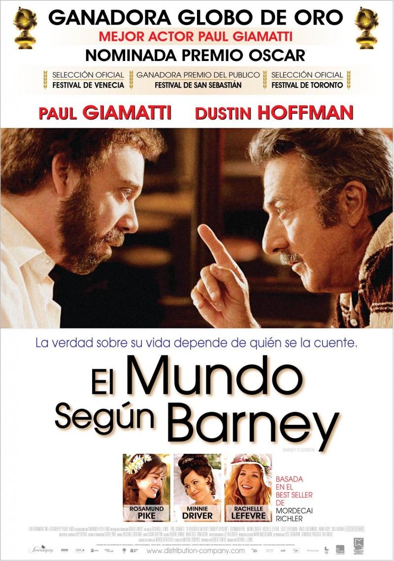 «По Версии Барни» — 2010